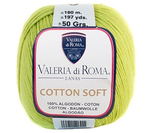Cotton Soft kiwi