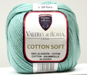 Cotton Soft 161 Verde Mar