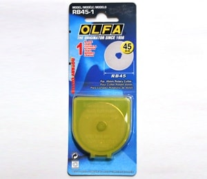 Hoja cutter 45 mm OLFA